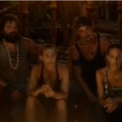 Chaboga Mogo's sixth Tribal Council.