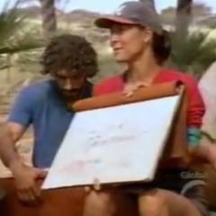 Teresa competes for reward.