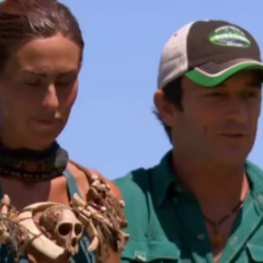 Kim wins immunity for the 2nd time.