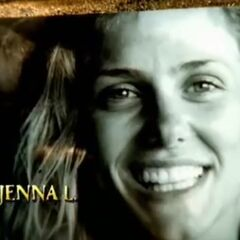 Jenna's photo in the opening.