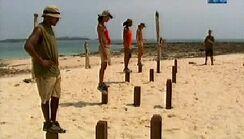 Dead man's island challenge