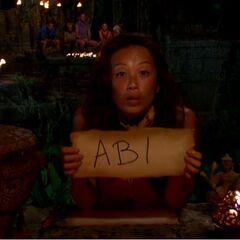Peih-Gee votes against Abi-Maria.