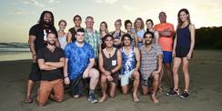 Survivor nz1 cast
