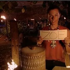 Tammy votes out Zoe.