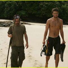 Shane and Aras.