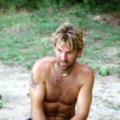 Brian Heidik as a member of <a href=