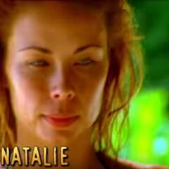 Natalie's motion shot in the opening.