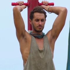 Reed competes in the final nine Immunity Challenge, <i><a href=