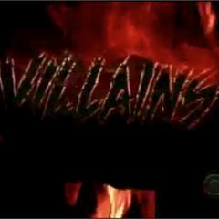 Villains' intro shot.