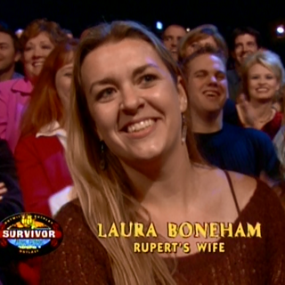 Laura at The  <a href=