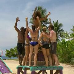 Bikal wins their second immunity in a row.