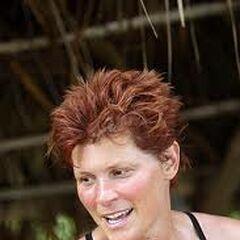 Jill at camp.