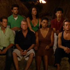 <i>Survivor: Gabon</i> Jury.