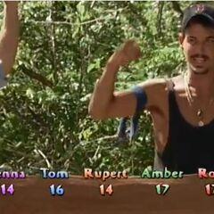 Boston Rob wins his third individual Immunity Challenge