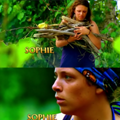 Sophie's opening credits.
