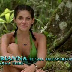Brianna making a <a href=