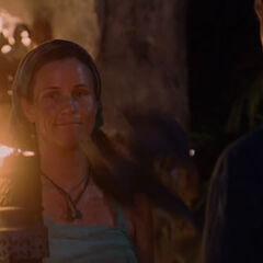 Trish was blindsided for targeting Rupert