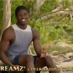 Dreamz making his <a href=