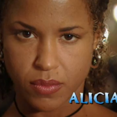 Alicia is introduced to the show.