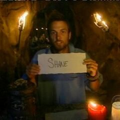 Aras votes out Shane.