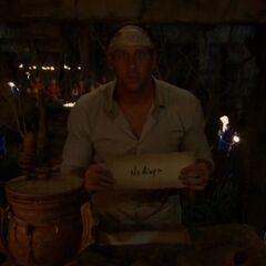 John votes against <a href=