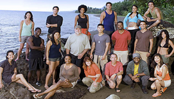 Fiji Cast