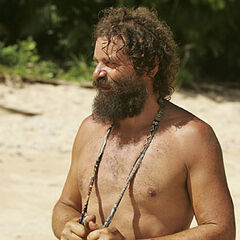 Rupert Boneham as part of the <a href=