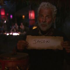 Joe votes against Jason.