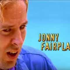 Jonny Fairplay's motion shot.