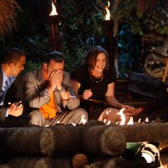 Sophie after being declared the Sole Survivor.