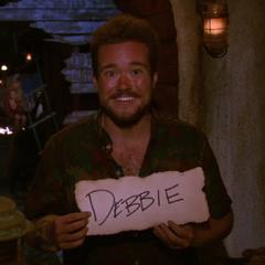 Zeke voting against Debbie.