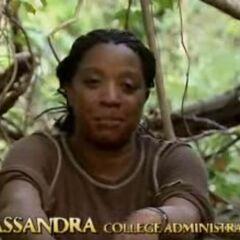 Cassandra making a <a href=