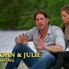 John and Julie on <a href=