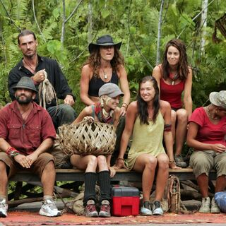 The Villains before the challenge.