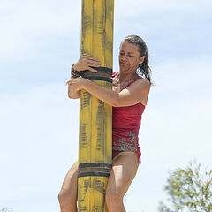 Laura B. at the Redemption Duel in