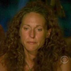 Jerri cries when Colby is voted out