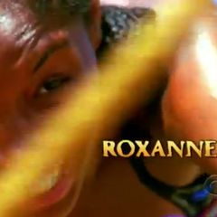 Roxy's first motion shot in the intro.