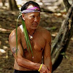 Bruce as a member of Casaya.