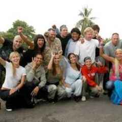 The Cast of Expedition Robinson 2004 (Minus Team X and Johnny)