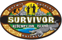 Survivor Redemption Island Logo