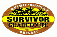 SurvivorGuadeloupeLogo