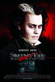 Sweeney Todd-The Demon Barber of Fleet Street Poster