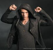 Bower as Jace