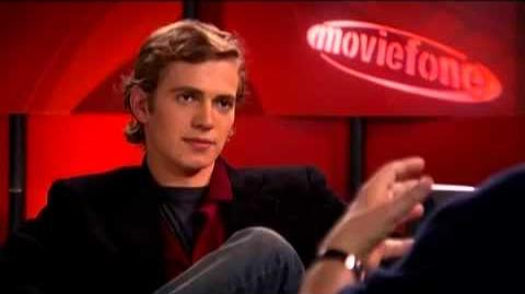 Unscripted with Hayden Christensen and George Lucas