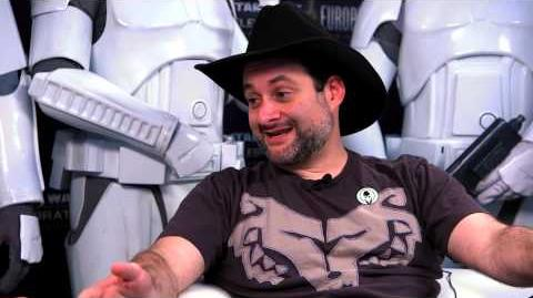 Words with Warwick Dave Filoni