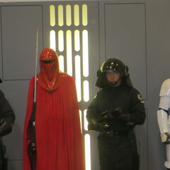 Members of the 501st.