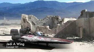 Star Wars Fan Film - The Blood Crystal Promotion Teaser