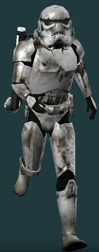Battle Scarred Stormtrooper