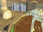 AT-AT Storm Deployment Target Ion Cannon