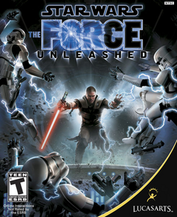Star Wars - The Force Unleashed Coverart